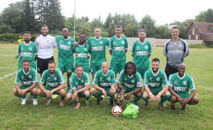 Match contre Monchy-Saint-Éloi