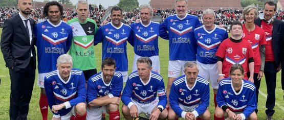 FC Colombey / Variétés CF : 2-6