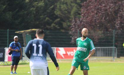 Match contre Poissy