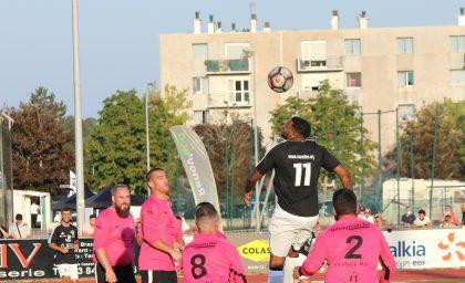 Match contre Vesoul