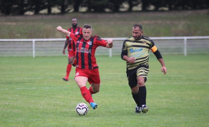 Match contre Longueil-Sainte-Marie