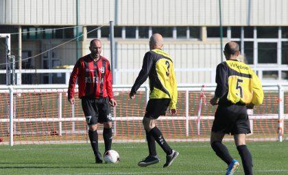 Match contre Villebon-sur-Yvette